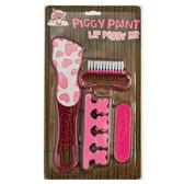 Piggy Paint Pedi Set