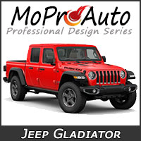 Featuring our MoProAuto Pro Design Series Vinyl Graphic Decal Stripe Kits for 2020 2021 Jeep Gladiator  Model Years