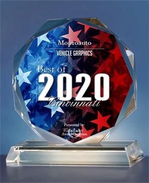 Moproauto Receives 2020 Best of Cincinnati Award