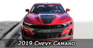 2019 2020 2021 Chevy Camaro Vinyl Graphics, Camaro Decals Stripe Package Kits