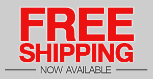 Free Shipping, the price you see is the price you pay!
