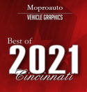 MoProAuto Receives 2021 Best of Cincinnati Award