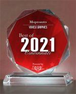 MoProAuto Receives 2021 Best of Cincinnati Award