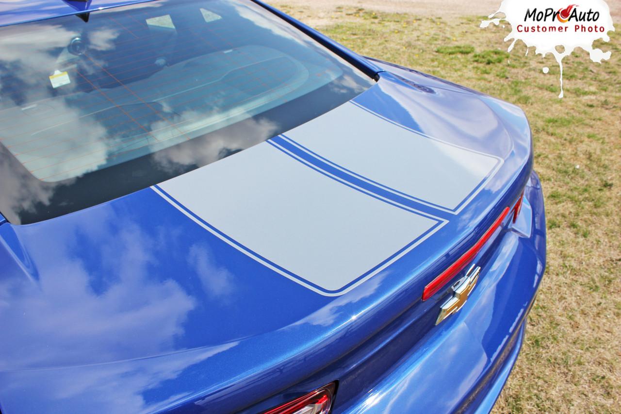 2019 2020 Chevy Camaro REV SPORT PIN Racing Stripes, Vinyl Graphics Kits, Decals, Stripes