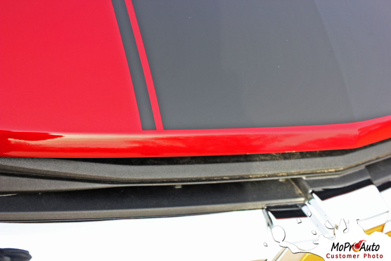 HOTSTREAK, 2019, 2020, 2021, Chevy Blazer Vinyl Graphics Package, Blazer Decal Striping Kit | The MoProAuto Original!