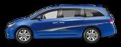 ZENITH : Automotive Vinyl Graphics Shown on Toyota Van (M-08855)