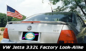 Volkswagon - JETTA 1999-2005 OEM Factory Style Spoiler