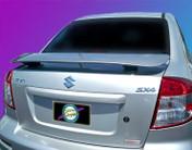 Suzuki - SX4 (4 Door) 2008-2009 Custom Style Spoiler