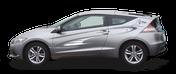 STINGER : Automotive Vinyl Graphics Shown on Ford Focus (M-08786)