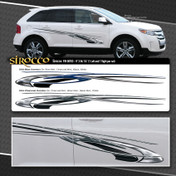 SIROCCO : Automotive Vinyl Graphics Shown on Ford Escape (M-08783)