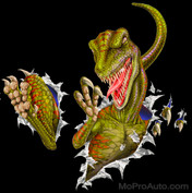 RAPTOR : High Definition Automotive Vinyl Graphics Perfect for Ford F-Series (M-RPT70)