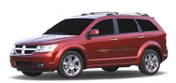 QUEST : Automotive Vinyl Graphics and Decals Kit - Shown on DODGE CROSSOVER (M-408)