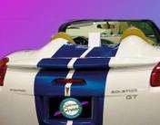Pontiac - SOLSTICE 2006-2008 Custom Style Spoiler
