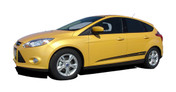 PINPOINT : 2012 2013 2014 2015 2016 2017 Ford Focus Vinyl Graphics Kit! Professionally Designed Vinyl Graphics Kit for the Ford Focus! Easy to Install with 100's of colors to choose from . . .
