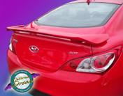 Hyundai - GENESIS (2 Door) 2010-2013 Factory OEM Style Spoiler