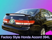 Honda - ACCORD (4 Door) 2003-2005 OEM Factory Style Spoiler