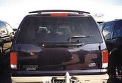 Ford - EXCURSION 2000-2005 Custom Style Spoiler