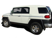 F1 : Body Accent Striping and Graphics Kit for 2007-2015 FJ Cruiser - Professional Grade Premium Cast 3M, Avery, or Ritrama Vinyl Striping and Graphics Kit! Specifically engineered for the 2007 2008 2009 2010 2011 2012 2013 2014 2015 Toyota FJ Cruiser, its design makes a fantastic and unique addition! Pre-cut pieces ready to install!
