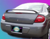 Dodge - NEON (4 Door) 2000-2005 Custom Style Spoiler