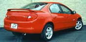 Dodge - NEON (4 Door) 2000-2005 Custom Style Spoiler M-162N