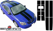 Chevy Cobalt : Rounded Rally Stripes fits 2005-2010 (SVS202C)