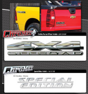 CHROMAX : Chrome Vehicle Emblem Badging 4X4 Special Edition (M-0861)