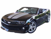 Camaro R-SPORT CONVERTIBLE : 2011 2012 2013 Chevy Camaro Factory OEM Style Rally Stripes! 2011-2013 Chevy CAMARO CONVERTIBLE Factory OEM Style Racing and Rally Stripes Graphic Kit! Engineered specifically for the new Camaro, this kit will give you a factory OEM upgrade look at a discount price! Pre-cut pieces ready to install!