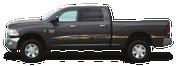 BREAKPOINT : Automotive Vinyl Graphics Shown on Dodge Ram 1500 (M-08204)