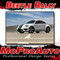 BEETLE RALLY : Complete Bumper to Bumper Racing Stripes Vinyl Graphics Kit for 2012-2019 Volkswagen Beetle - Promo Photos