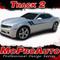 TRACK 2 : Camaro Side Vinyl Graphics Kit (RS, LS, LT, SS Models) - Promo Photos