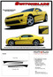 Chevy Camaro SWITCHBLADE 2 Graphics Kit! Engineered specifically for the new Camaro, this kit will give you a factory OEM upgrade look at a discount price! Pre-cut pieces ready to install! Fits RS, LS, LT, SS Models . . . Details