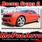 ROCKER SPIKES 2 : Chevy Camaro Lower Rocker Vinyl Graphic Stripes (RS LS LT SS Models) - Promo Photos
