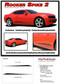 2014 2015 Chevy Camaro ROCKER SPIKES 2 - Lower Rocker Style Graphics Kit! Engineered specifically for the new Camaro, this kit will give you fantastic look at a discount price when compared to factory kits! Driver and Passenger Sides Included! Pre-Cut pieces ready to install! For RS, LS, LT, SS Models . . . Details