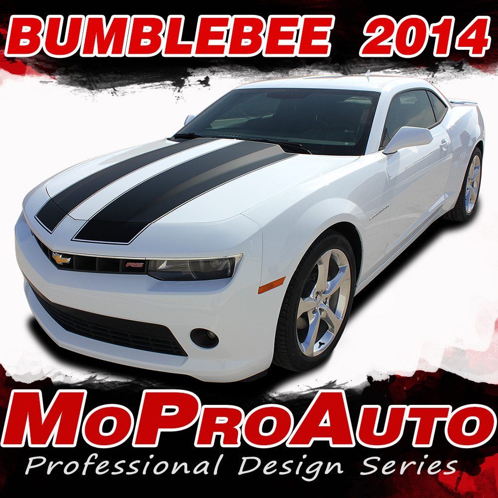 2014 2015 Bumblebee Chevy Camaro Transformers Style