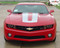 "2014 - 2015 ENERGY 2 : Chevy Camaro ""SEMA"" Style Hood and Trunk Stripes (Fits RS, LS, LT V6 Models) - Customer Photos"
