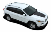 2013, 2014, 2015, 2016, 2017, 2018, 2019, 2020 Jeep Cherokee T-HAWK Vinyl Graphics Kit! Engineered specifically for the new Jeep Cherokee, this kit will give you a factory OEM upgrade look at a discount price! Pre-trimmed sections ready to install! Fits Jeep Hoods . . .