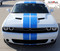 """Challenger RALLY 2 : Factory OEM Style Vinyl Graphic Racing Stripes for Dodge Challenger! Complete Factory """"OEM Style"""" 10"""" Wide Solid Racing Hood Stripes, Graphics, and Decal Set for the New Dodge Challenger! Ready to install - Customer Photos"""