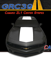 2010-2013 Chevy Camaro ZL1 Center Vinyl Stripe Kit (M-GRC39)