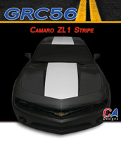 2014-2015 Chevy Camaro ZL1 Hood Roof Vinyl Stripe Kit (M-GRC56)