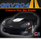 2005-2013 Chevy Corvette Dual Bar Racing Vinyl Stripe Kit (M-GRV204)