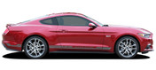2015 2016 2017 2018 2019 2020 HASTE ROCKER : Ford Mustang Rocker Panel Stripes Vinyl Graphic Decals * NEW Ford Mustang Rocker Panel Stripes Kit! Give a modern muscle car look to your new Mustang that will set your ride apart! Professional Style 3M Vinyl Graphics Kit - Pre-Trimmed and Designed, Ready to Install! For Automotive Restylers and Dealers!