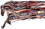 GEOMETRIC HORSE (Reds) : High Definition Automotive Vinyl Graphics (M-STG-10)