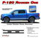 F-150 ROCKER ONE : Ford F-150 Lower Rocker Panel Stripes Vinyl Graphics and Decals Kit for 2015, 2016, 2017, 2018, 2019, 2020 F-Series Models (M-PDS3524) - DETAILS