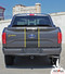F-150 BORDERLINE : Ford F-150 Center Racing Stripes Vinyl Graphics and Decals Kit for F150 Models - Customer Photo 7