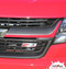 CRESTONE : 2018 2019  Chevy Colorado Front Grill Accent Vinyl Graphic Package Decal Stripe Kit - Customer Photo 1