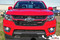 CRESTONE : 2015 2016 2017 2018 2019 Chevy Colorado Front Grill Accent Vinyl Graphic Package Decal Stripe Kit - Customer Photo 2