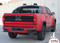 GRAND : 2016 Chevy Colorado Rear Tailgate Blackout Accent Vinyl Graphic Package Decal Stripe Kit - Customer Photo 2