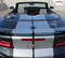2016 2017 2018 Camaro TURBO RALLY SPORT CONVERTIBLE : Chevy Camaro Bumper to Bumper Indy Style Vinyl Graphic Racing Stripes Rally Decals Kit (fits SS, RS, V6 MODELS) - CUSTOMER PHOTO 6