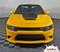 2018 SINISTER AIR HOOD : Dodge Charger Daytona Hemi SRT 392 Style Center Hood Vinyl Graphic Decals and Stripe Kit - Customer Photo 2