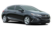 SPAN : Chevy Cruze Lower Rocker Door Stripes 2017-2019 Vinyl Graphic Decals Hatchback or Coupe Kit (M-PDS-5108)